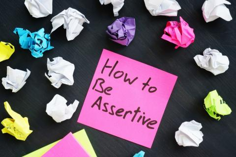 Tips On Being Assertive