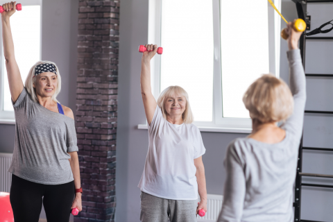 How to Exercise as We Age